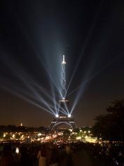 Eiffel at night 1
