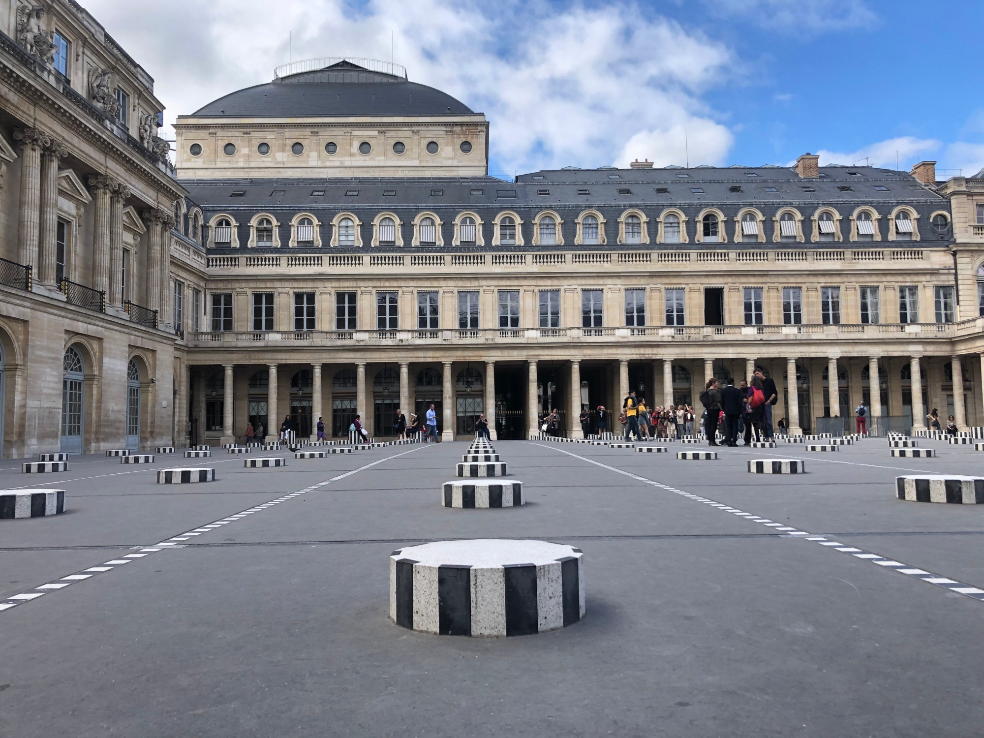 Palais Royal de Paris